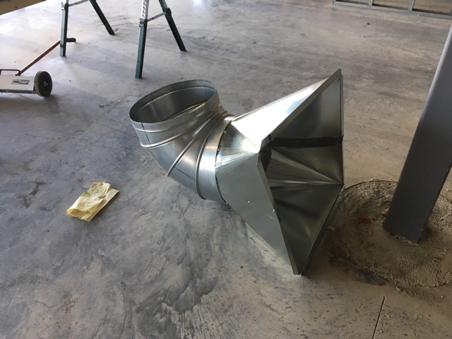 Custom Duct Work
